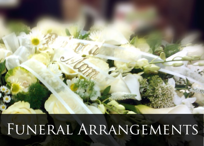 funeral services arrangements